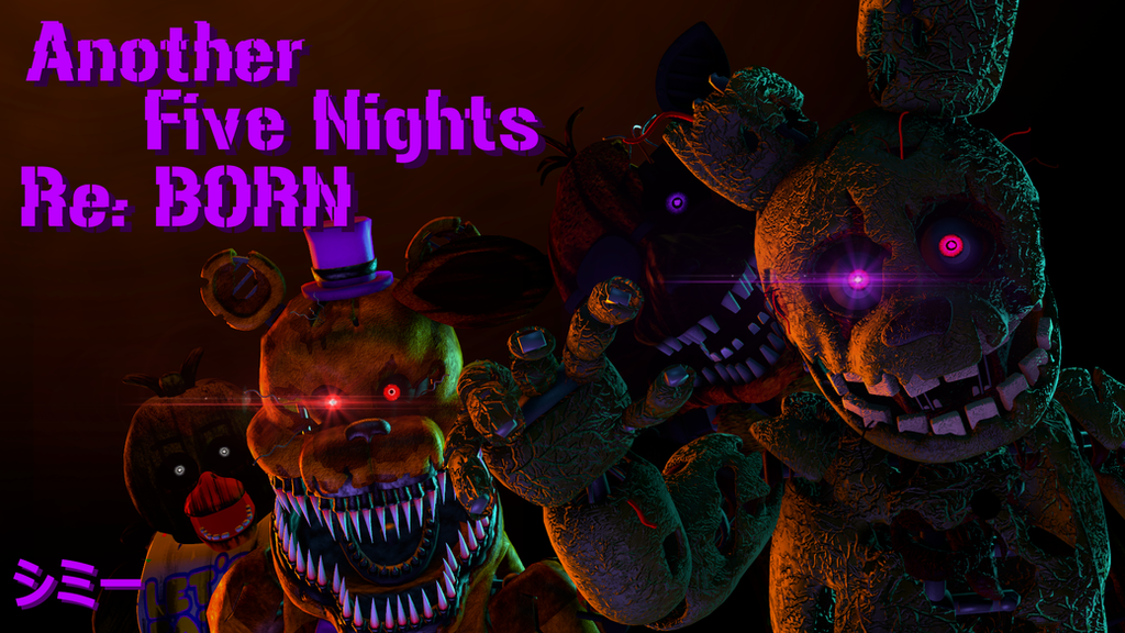 another fnaf 3 official - photo #39