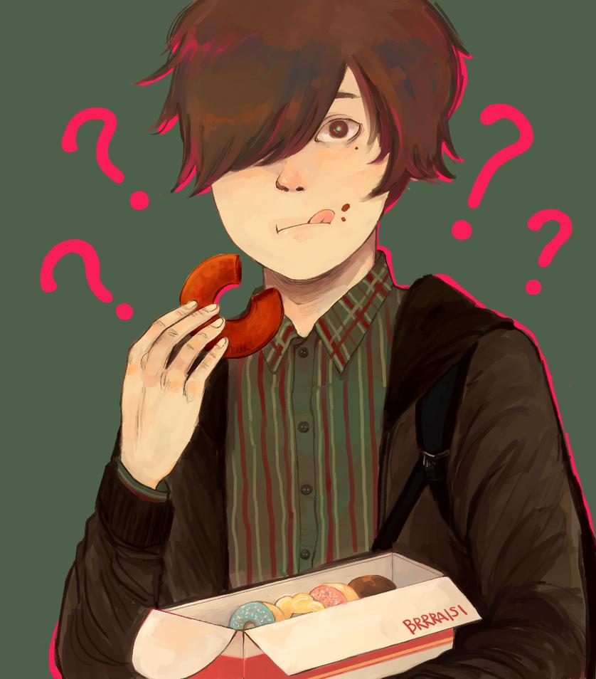 donut freak by Monoyuki-san