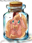 Flareon Bottle