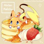 Alolan Raichu