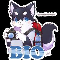 [Badge Commission] Bio