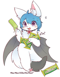 [Flat Color Commission] Aera Starduster by ChikoritaMoon