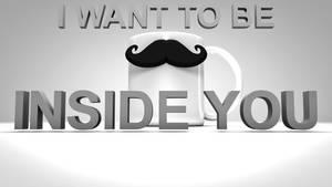 Moustached Mug