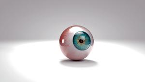 Cinema 4D  Realistic Eyeball Procedural Texturing