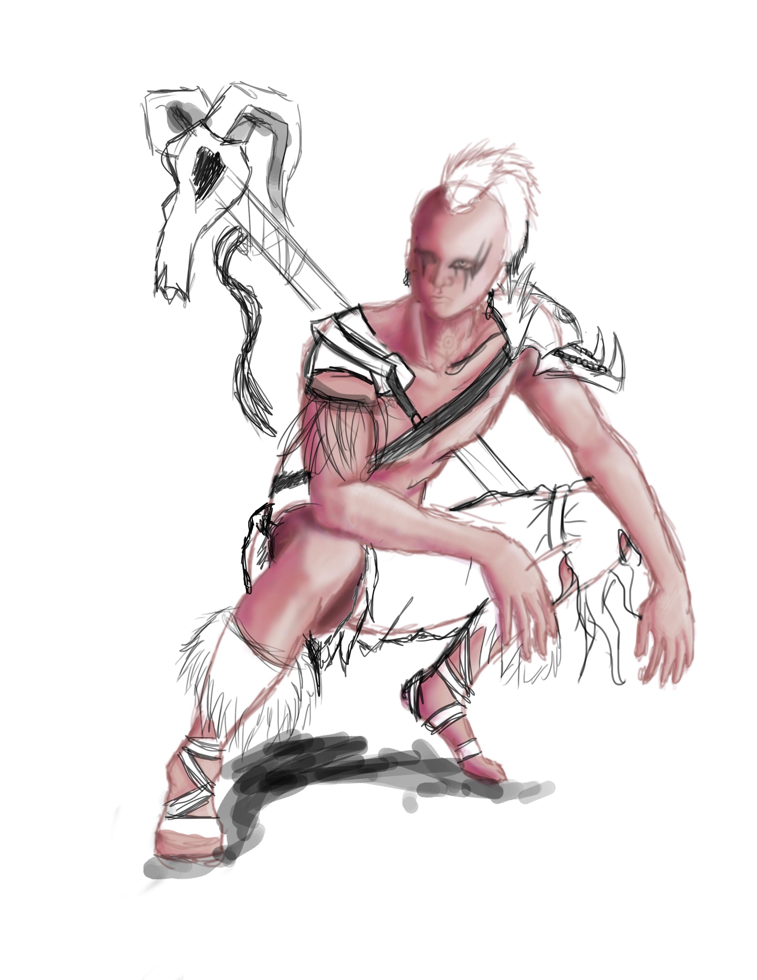 Domri Rade (Update) by gaaraofthehiddinsand on DeviantArt