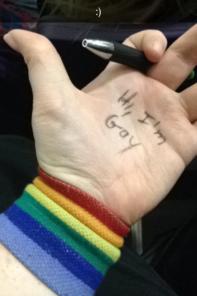 Hi! I'm gay! by sokailover