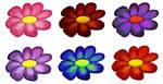 Flowers by quazistax