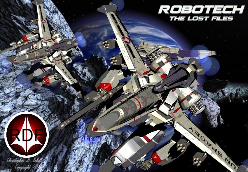 Robotech2 by theschell on deviantart - Wallpapers robotech 3d ...