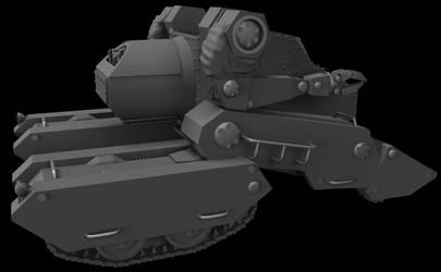 LC42 47/32 Italian Walker WIP2
