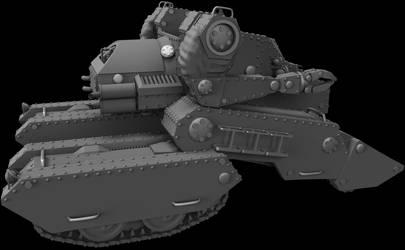 LC42 47/32 Italian Walker WIP4