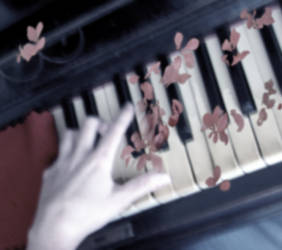 piano by InSleepWeAreFree