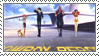 Cowboy Bebop Stamp