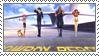Cowboy Bebop Stamp by Wing-Wing-Senri