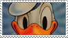 Donald Duck Stamp by Wing-Wing-Senri