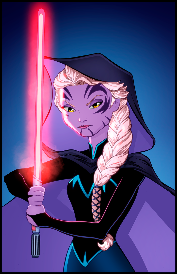 Elsa Sith VicMoya COLORS by Jasen-Smith