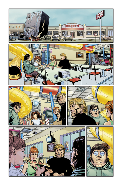 Future's End Issue 39 by Jasen-Smith