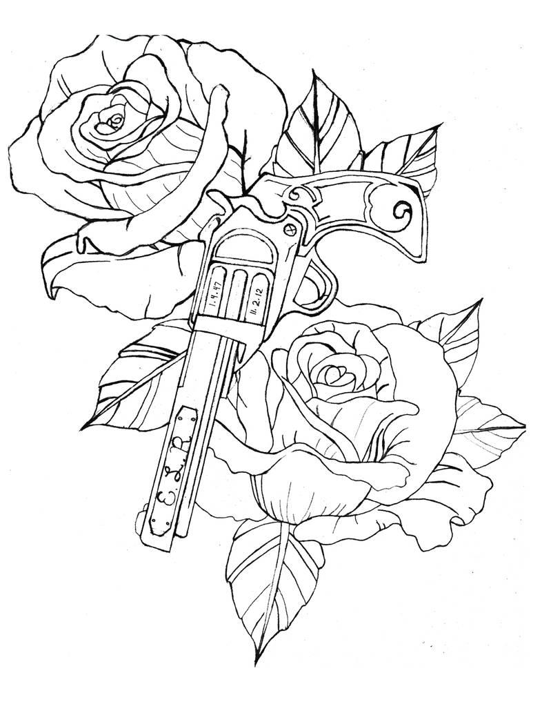 Tribite tattoo