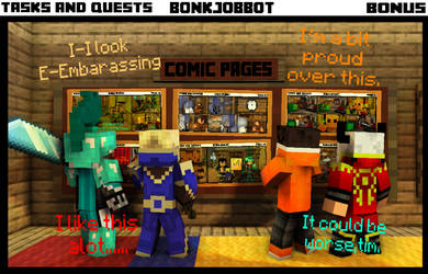 Task and Quest Bonus (Page Board) by BonkJobBot