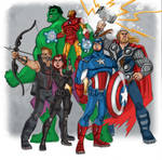 Avengers Earth's Mightest Heroes