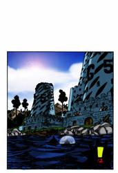 One Piece - CH 681 Cover by TaKa-No-Mi