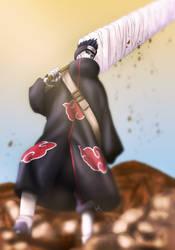 Naruto - Kisame ''Speed Painting'' by TaKa-No-Mi