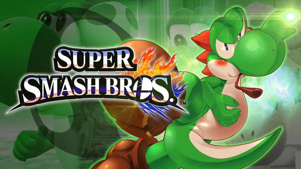 Mewkwota Super Smash Bros 4: Yoshi Super Smash Bros 4 Wallpaper! By Benergyyy On DeviantArt