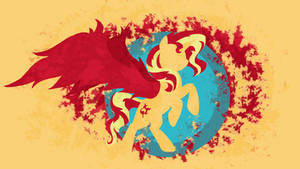 Kingdom of the Phoenix - Sunset Shimmer