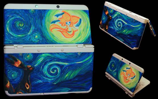 Jirachi Umbreon 3ds custom faceplates #Pokemon20