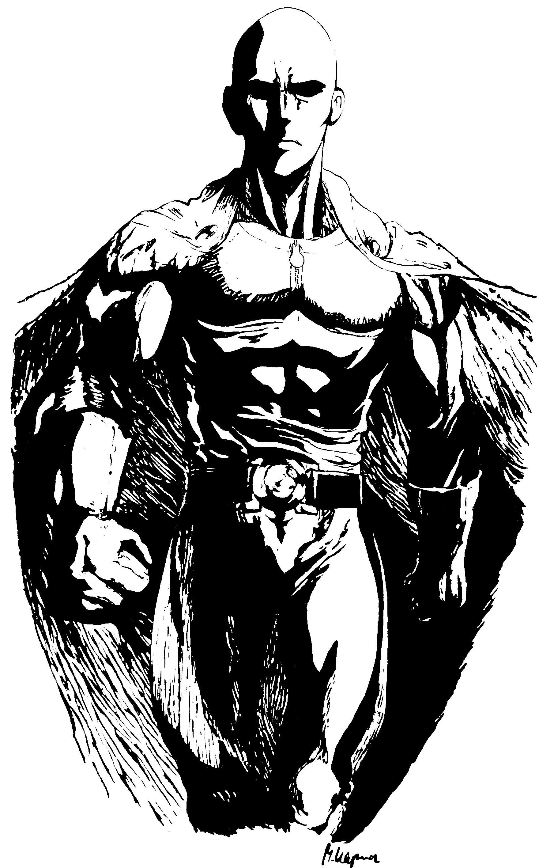 Epic Saitama Images - HERO!!! Saitama-Sensei by mirimari on DeviantArt