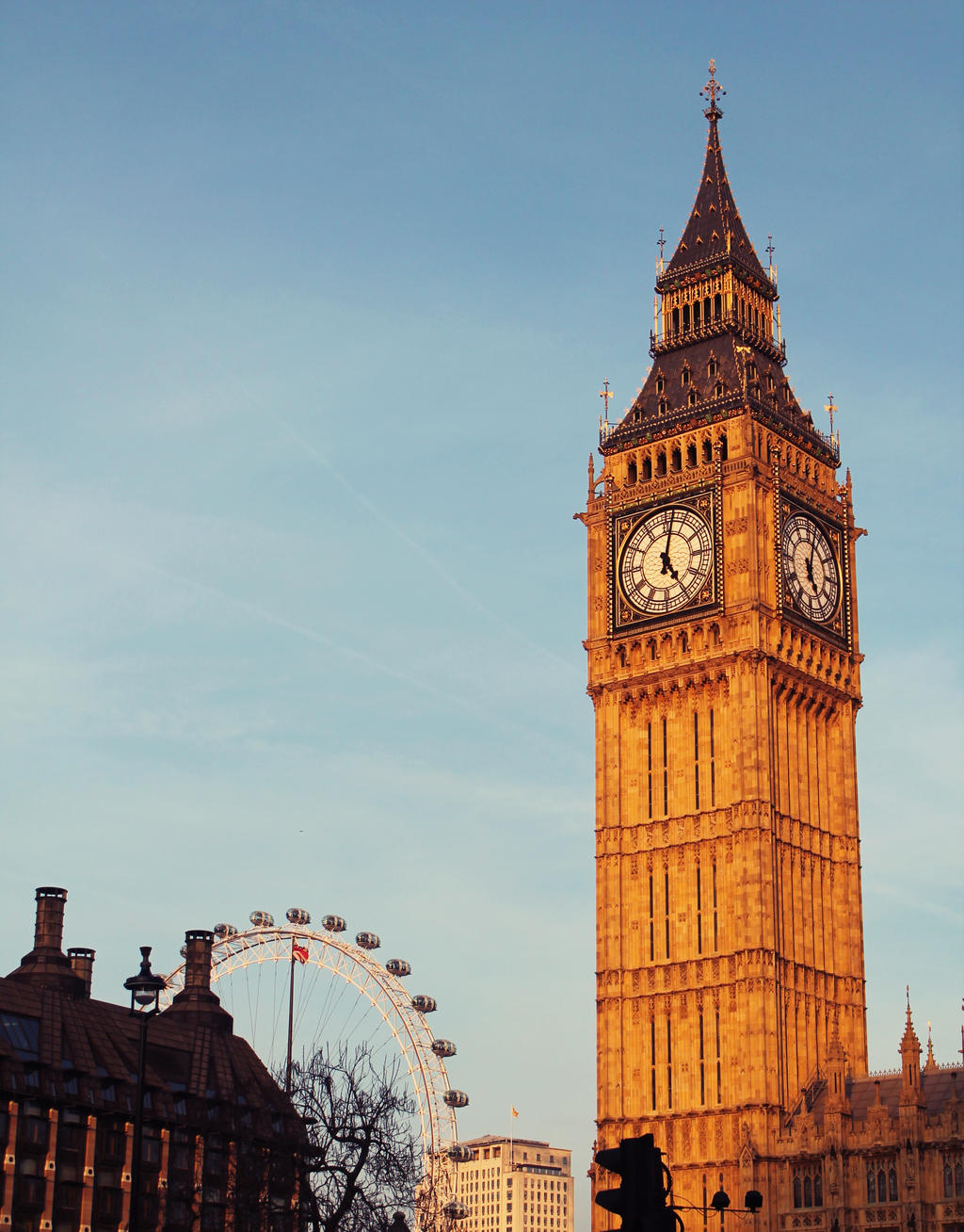 Big Ben by mandarinchenx