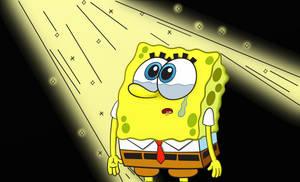 Spongebob Teardrop