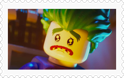 Sad Lego Joker Stamp by NightmareBear87