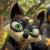 Two By Two Leah's Curious Face Emoticon Icon by NightmareBear87