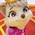 Paw Patrol Sweetie's Sad Face Emoticon Icon by NightmareBear87