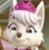 Paw Patrol Sweetie's Happy Emoticon Icon