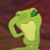 Tiana's Face Palm Emoticon Icon by NightmareBear87
