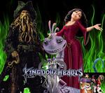 Kingdom Hearts 3 New Disney Villains
