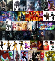 Disney Pixar Villains Meme By Nightmarebear87 On Deviantart