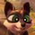 Leah The Grymp's Cute Eyes Emoticon Icon 2 by NightmareBear87