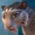 Ice Age Shira Emoticon Icon