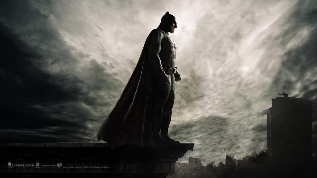 Wallpaper Batman V Superman By BatmanMoumen