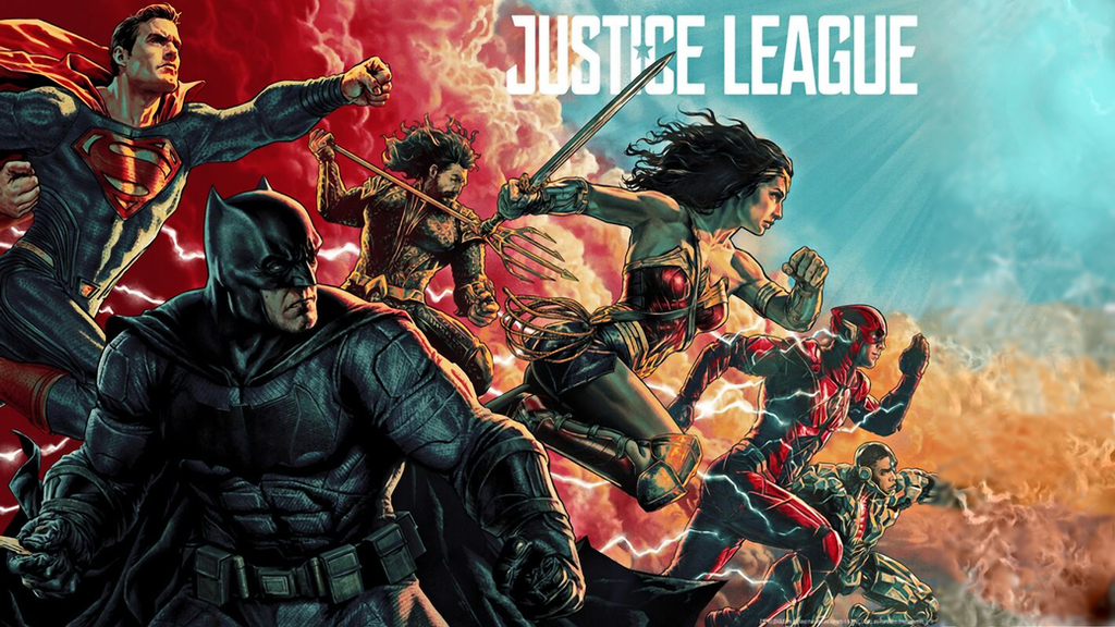 Justice League By Lee Bermejo Wallpaper High Res BatmanMoumen
