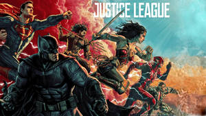 Justice League By Lee Bermejo Wallpaper High Res