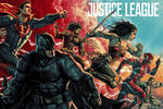 Justice League By Lee Bermejo (Original) High Res