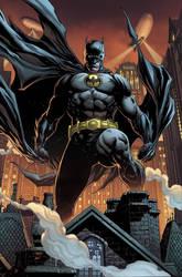 Batman Detective Comics1000 by Jason Fabok