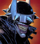 The Bat Who Laughs by Jason Fabok