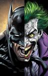 Batman vs Joker by Jason Fabok and Brad Anderson