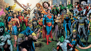 DC Universe by Gary Frank