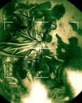 Batman By Lee Bermejo New Cover