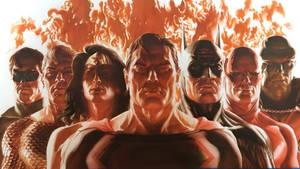 Alex Ross Justice League Alliance